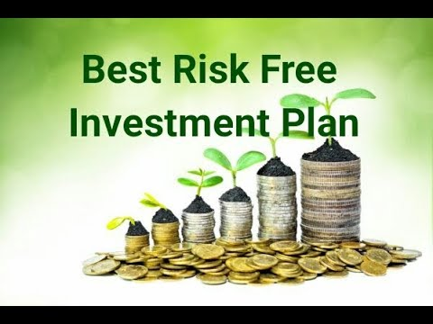 Risk free investment options in india