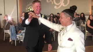 The Mitchell Wedding, SAME SEX WEDDING