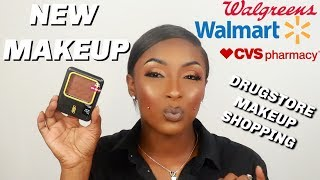 New Drugstore Makeup Haul 2019|What I bought from Walmart, CVS, & Walgreens!