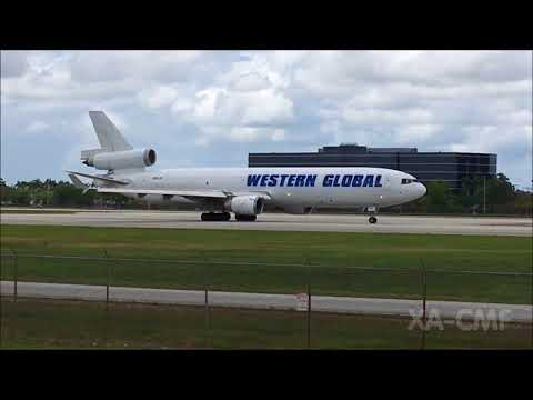 Pure Heavy Action at KMIA-Miami International Airport on May 5th, 2018