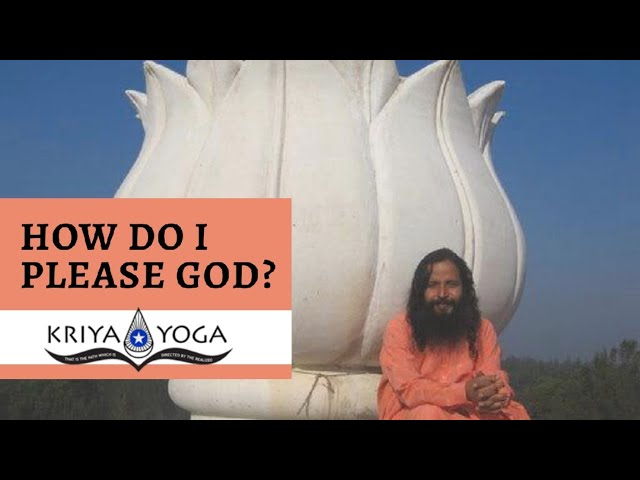 How Do I Please God?