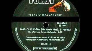Sergio Mallandro - Mas que Idéia (1982)