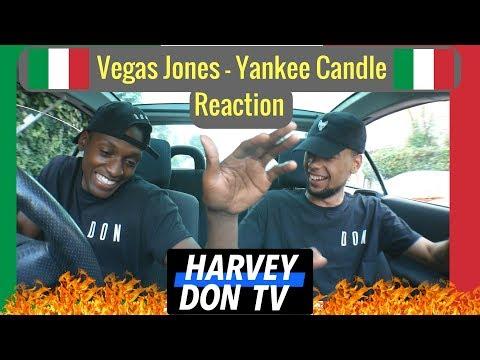 Vegas Jones - Yankee Candle (prod. Boston George) Reaction
