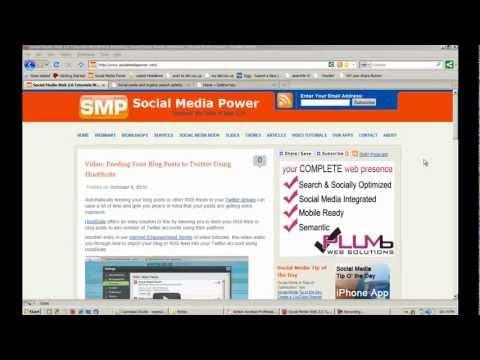WordPress 3 Tutorial 9: The Anatomy of a WordPress Website