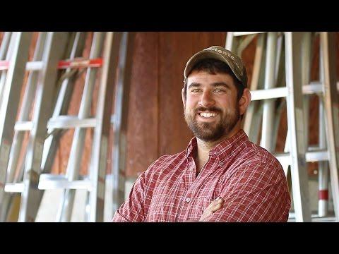 Paul Bavaro, a young grower from Escalon, California