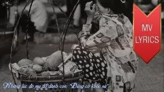Sorry Mom -- Karik ft. Boo -- Lyrics [MV Fanmade]