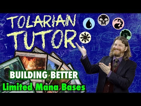 Tolarian Tutor: Building Better Limited Mana Bases in Draft and Sealed for Magic: The Gathering