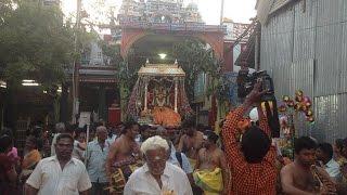 விருதுநகர் மாரியம்மன் கோவில் கொடியேற்றம் - 2016