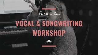 Vocal & Songwriting Workshop 2019