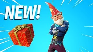 New Grimbles Outfit And Presents! | 160+ Wins *Pro Fortnite Player* | Huge Giveaway At 2.5k!