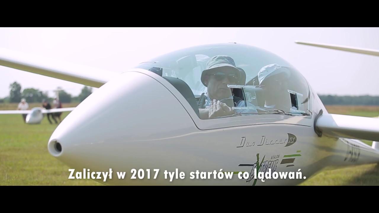 Adam Czeladzki ..i skoki osób z niepełnosprawnością – Avalon Extreme Soaring 2017