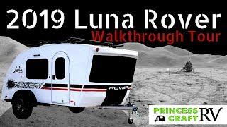 2019 Luna ROVER by Intech RV - Walkthrough by Princess Craft RV