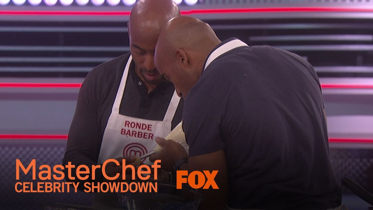 Terry Crews, Boris Kodjoe get cookin' in 'MasterChef ...