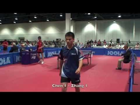 Bowen Chen vs Yahao Zhang U21 Round of 16s