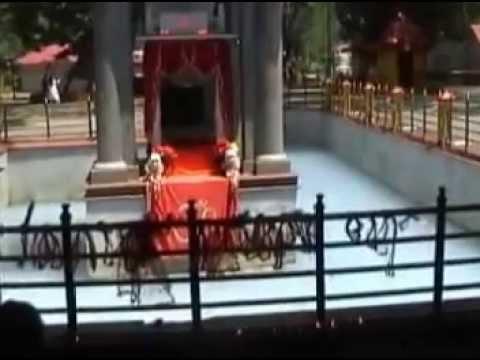 Tour at Mata Kheer Bhawani at Srinagar