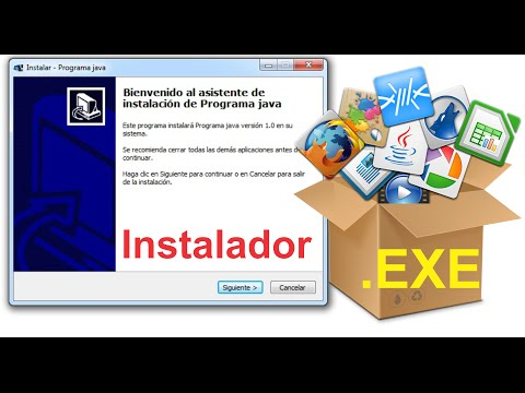 Crear Ejecutable E Instalador De Un Programa En Java 2016