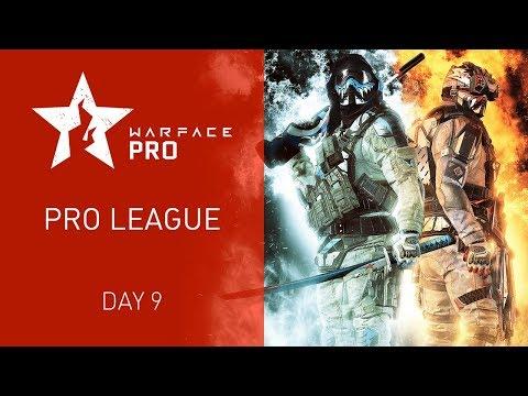 Warface Open Cup Season XIV: Pro League. Day 9 thumbnail