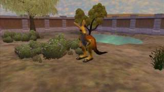 Zoo Tycoon 2: Endangered Species - The Animals