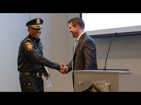 Gutsy Milwaukee County Sheriff David Clarke Delivers Unforgettable Speech at USCCA Event