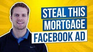 Voler de la Présente Hypothèque Facebook Ad Créer Votre Annonce dans les 5 Prochaines minutes