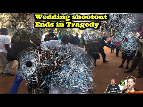 Jamaica wedding shoot out ends not good