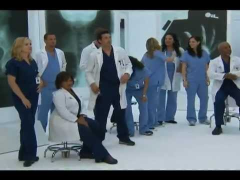 Photoshoot Grey's Anatomy cast | Doovi