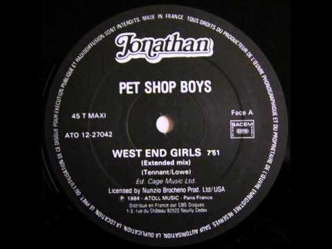 Pet Shop Boys - West End Girls (12'' Extended Mix)