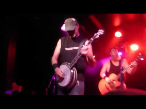 Hayseed Dixie - Corn Liquor, Manchester Academy 3,19th Nov 2013