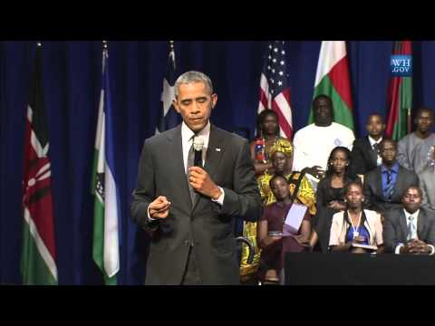 Obama Says This African Tradition Needs To Stop - Full Speech