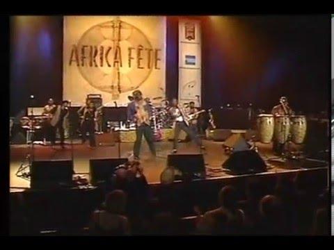 Oliver Mtukudzi, Live in San Francisco-Perekedza Mwana!!
