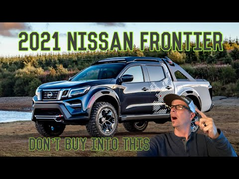 Well They Did It Again With The  Nissan Frontier