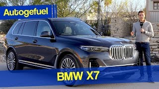The biggest BMW SUV yet: all-new BMW X7 REVIEW - Autogefuel