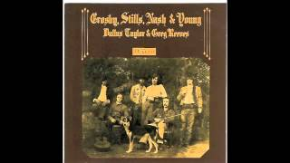 Crosby, Stills, Nash & Young - Almost Cut My Hair Album Déjà Vu.