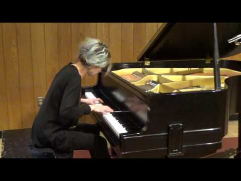 Lunchtime concert March 3, 2017: Pianist Nada performs Brahms