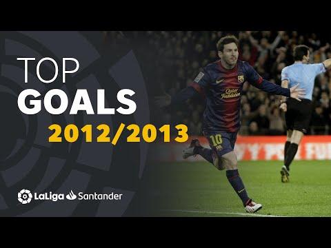 TOP GOALS LaLiga 2012/2013