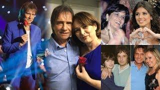Conheça todas as namoradas do cantor Roberto Carlos, as esposas e os 4 filhos que ele teve