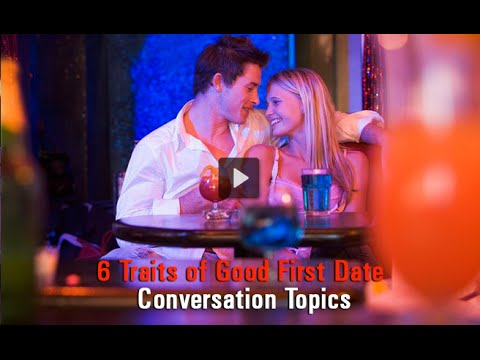 3 BEST FIRST DATE CONVERSATIONS from YouTube · Duration:  6 minutes 39 seconds