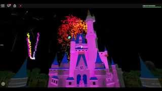 Roblox WDW Wishes Teaser