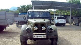 ГАЗ-69 ГРИШКА ОБЗОР РАБОТ