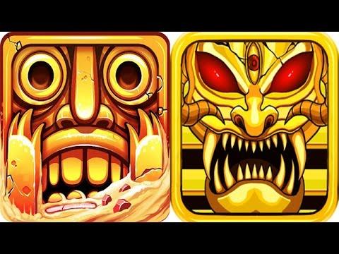 Temple Run 2 vs Temple Endless Run Magic Gems