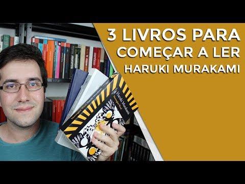 3 livros para começar a ler Haruki Murakami