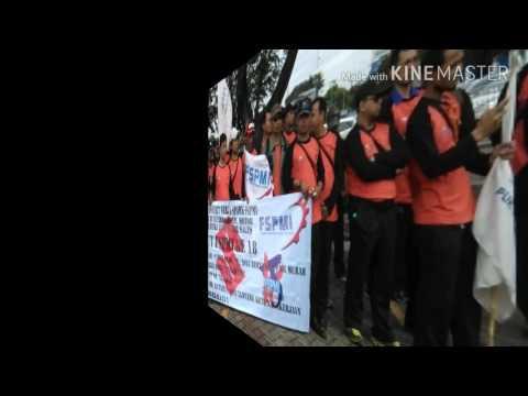 Pasukan Rakyat Merdeka - HUT FSPMI 18th (PUK SUZUKI)