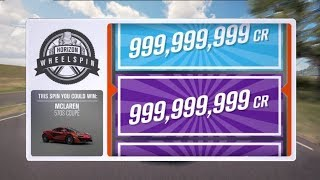 HOW TO GET UNLIMITED MONEY ON FORZA HORIZON 3