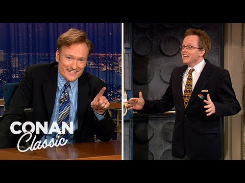 "Late Night Budget Cuts Featuring Chris Gethard - ""Late Night With Conan O'Brien"" 04/07/05"