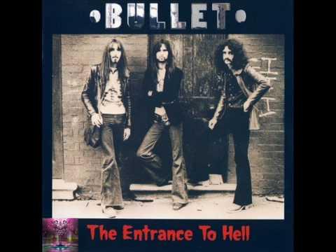 Bullet [UK, Hard Rock 1970] Time Gambler
