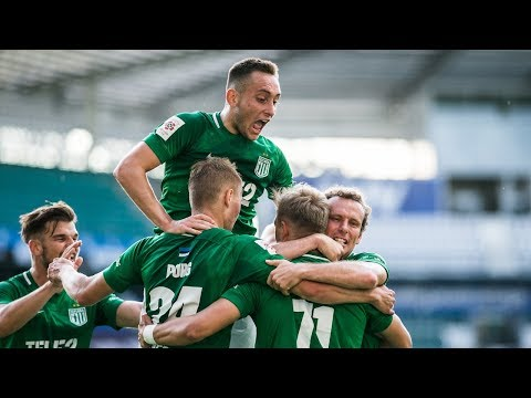 Euroopa Liiga 11.07.2019: Tallinna FC Flora - Niši FK Radnički (SRB) 2:0