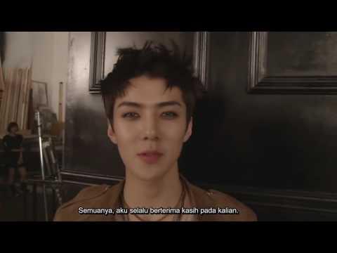[INDO SUB] 160823 EXO 'LOTTO' The 3rd Album Repackage MV Making