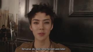 INDO SUB 160823 EXO 39 LOTTO 39 The 3rd Album Repackage MV Making
