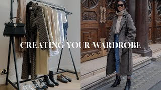 HOW TO CREATE YOUR PERFECT CLASSIC WARDROBE
