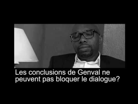 DANY BANZA: Le Congo a le droit d'espérer, l'avenir est meilleur
